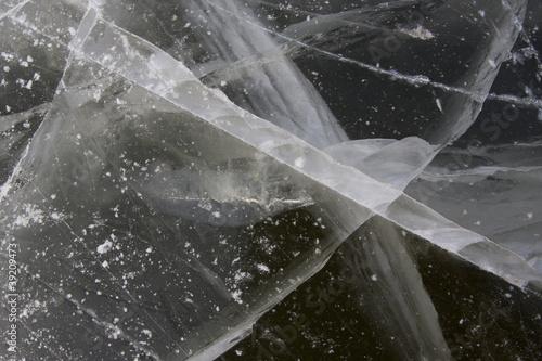 Popękany lód © studioJowita