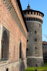 Castillo Sforzesco IV