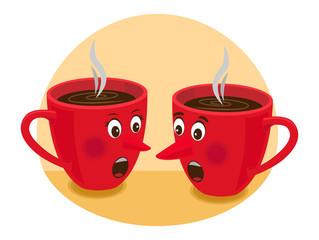 Teatime gossip