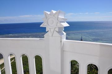 Vue Aérienne Océan Pacifique - Nouvelle Calédonie