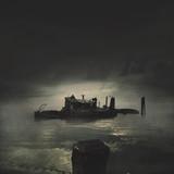 Fototapeta samotność - marynarz - Inne