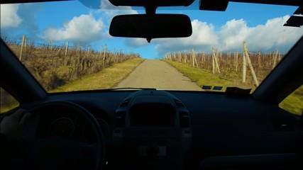 viaggio tra i vigneti in Toscana