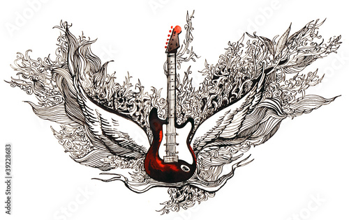 gitara-rockowa-seria-c