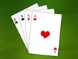 Jeu de cartes - chance - oker en ligne