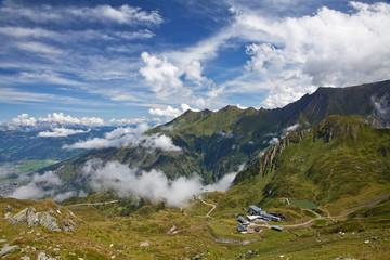 Berge in Alpen