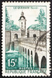 Postage stamp France 1957 Le Quesnoy Bridge