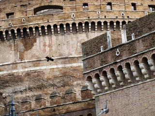 San Angelo Castle in Rome