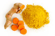 Turmeric root and powder - 39236612