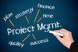 Project Management - Business Concept