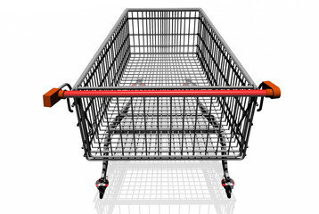 CART Of  SUPERMARKET.