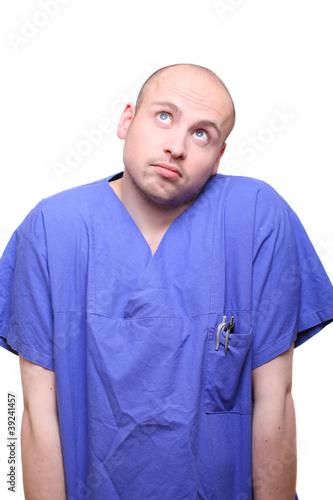 pfleger skeptisch