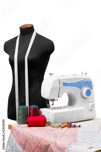professional dressmaker equipment