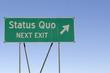 status quo - Next Exit Road