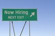 now hiring - Next Exit Road
