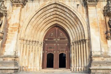 Input in catholic monastery