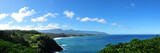 Veiw from Kilauea Lighthouse on Kauai, Hawaii