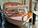 Fototapety wooden boat