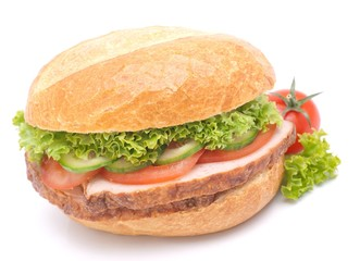 Sandwich - Fleischkäse