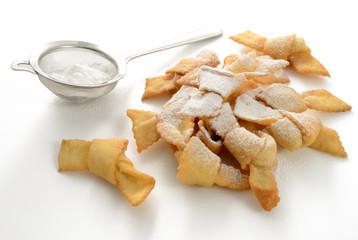 Frappe, Italian sweet for carnival