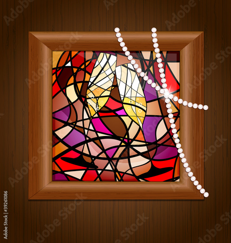 Oak Frames and Boxes - Stained Glass Supplies from Whittemore-Durgin