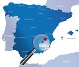 Murcia - Murcia- España - Espagne poster