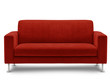 sofa furniture isolated on white background - 39264498