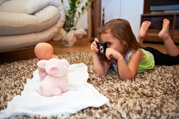 Kind-Fotograf