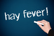 hay fever !