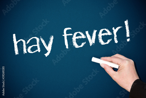 hay fever !