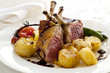 Rack of Lamb Dinner