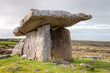 Poulnabrone Portal Tomb  monuments in Ireland.