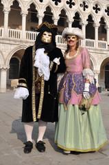 Coppia veneziana 3 - Carnevale Venezia 2012