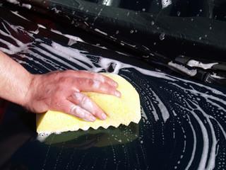 Auto Waschen 1