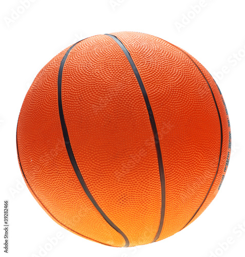 Orange Basketball