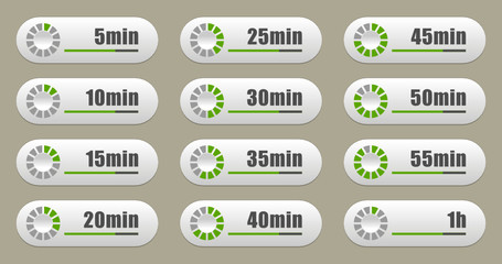 Button Set Timer