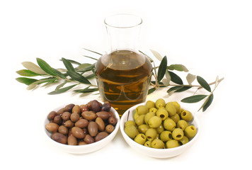 Olive mediterranee