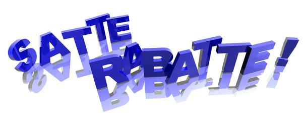 3D BB - SATTE RABATTE
