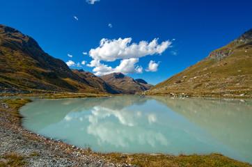 Горное озеро 2