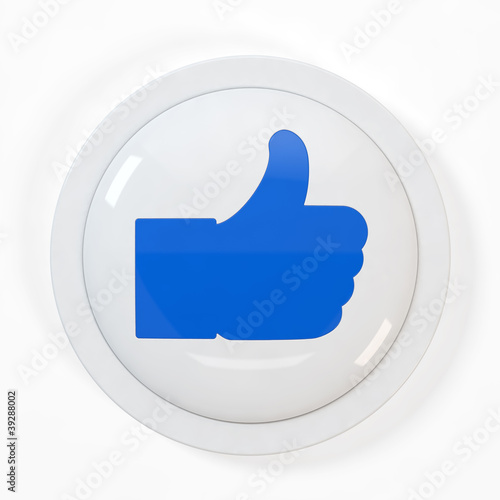 """Like"" button"