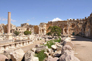 Baalbek; Lebanon