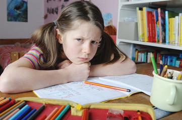 Kein Bock auf Hausaufgaben