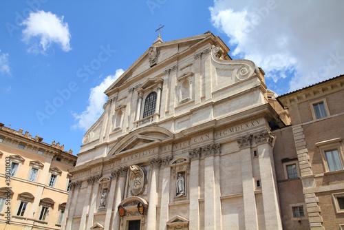 Papiers peints Rome Rome church - Chiesa del Gesu