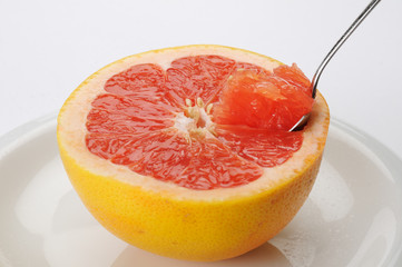 赤いグレープフルーツ