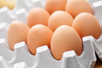eggs in package