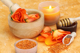 Wellness mit Honig