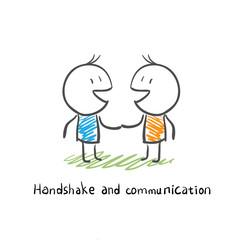 handshake and communication