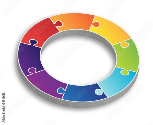 Circle Puzzle