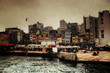 Istanbul / Turkey - Golden Horn Landmark