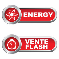 ENERGY VENTE FLASH ICON