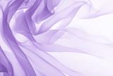 Fototapety soft purple chiffon texture